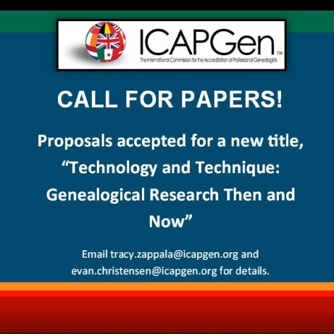 Call for Papers Technology and Technique